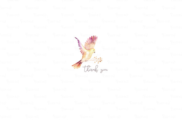 Spring & Love Watercolor Collection Graphic Illustrations By kristinakvilis - Image 12