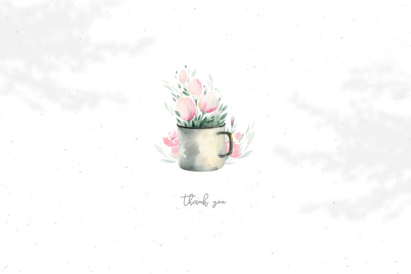 Spring is in the Air Collection Graphic Illustrations By kristinakvilis - Image 11