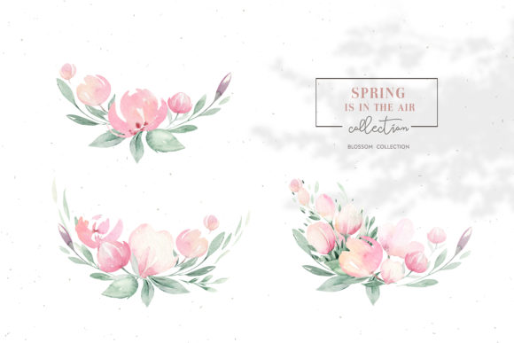 Spring is in the Air Collection Graphic Illustrations By kristinakvilis - Image 5