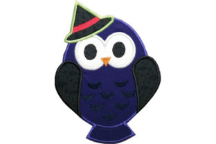 Trick or Treat Halloween Embroidery Design By Sookie Sews