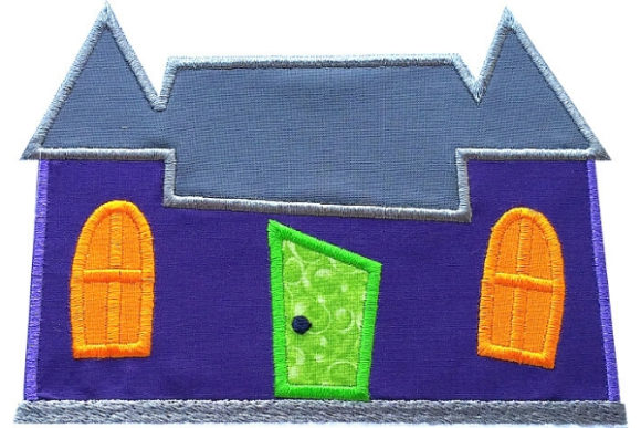 Trick or Treat Halloween Embroidery Design By Sue O'Very Designs