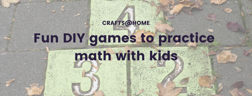 Download Free Fun Diy Games To Practice Math With Kids Creative Fabrica for Cricut Explore, Silhouette and other cutting machines.