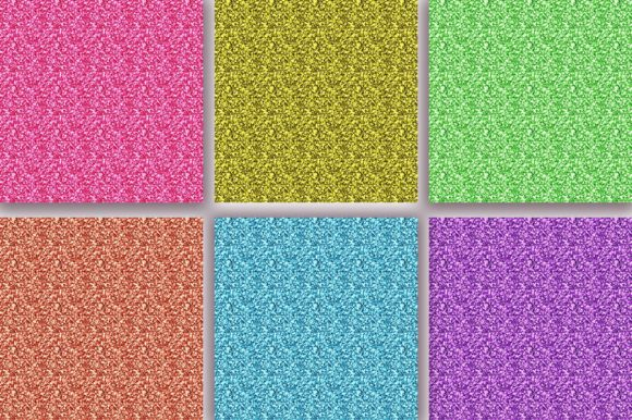 Glitter Background Digital Papers Graphic Backgrounds By PinkPearly - Image 2