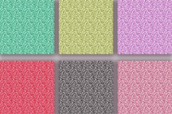 Glitter Background Digital Papers Graphic Backgrounds By PinkPearly - Image 3