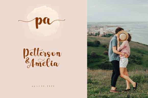 Print on Demand: Magical Script Script & Handwritten Font By Lone Army - Image 3