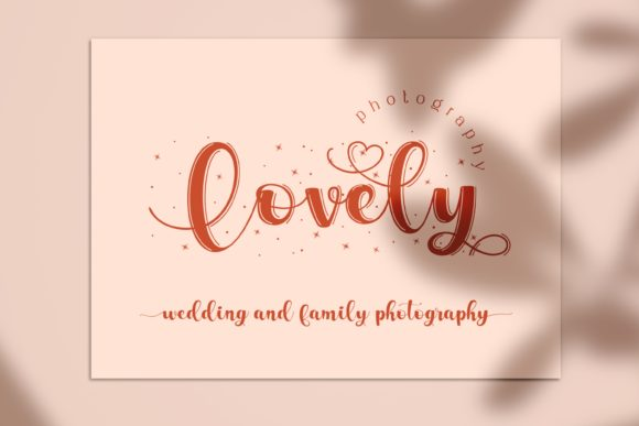 Print on Demand: Magical Script Script & Handwritten Font By Lone Army - Image 4