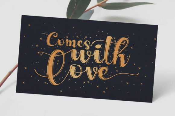 Print on Demand: Magical Script Script & Handwritten Font By Lone Army - Image 5