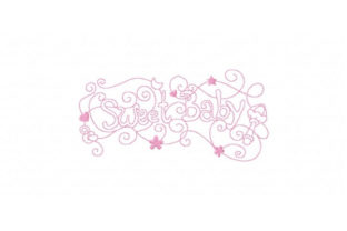 Sweet Baby Babies & Kids Quotes Embroidery Design By Sookie Sews