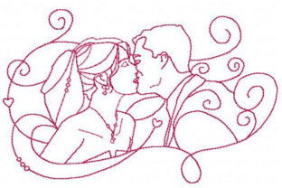 Enchanted Wedding Wedding Family Embroidery Design By Sookie Sews