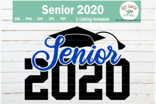 Graduation Class of 2020, Senior 2020 Graphic Crafts By redearth and gumtrees