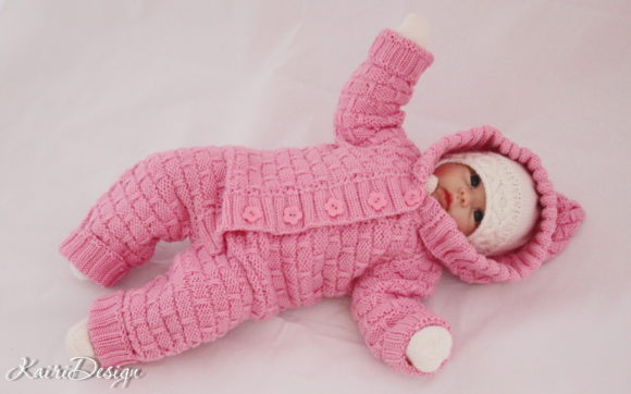 Hand Knitting Pattern Baby Jumpsuit Purl Graphic Knitting Patterns By Kairi Mölder