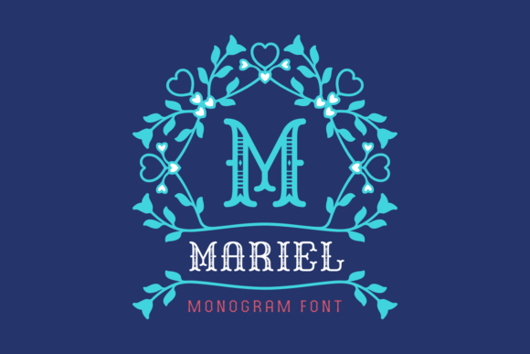 Print on Demand: Mariel Display Fuente Por Jasm (7NTypes)