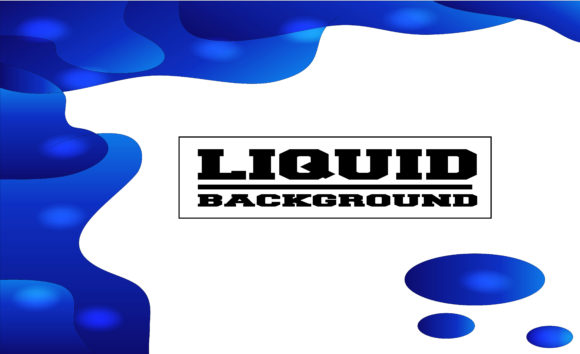 Download Free Modern Liquid Background Graphic By Mahesa Design Creative Fabrica for Cricut Explore, Silhouette and other cutting machines.