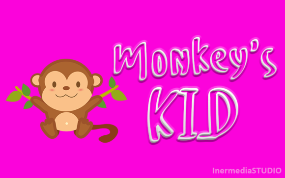 Print on Demand: Monkey Display Font By Inermedia STUDIO