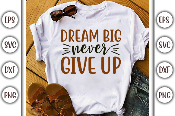 Download Free Motivational Quotes Design Graphic By Graphicsbooth Creative for Cricut Explore, Silhouette and other cutting machines.