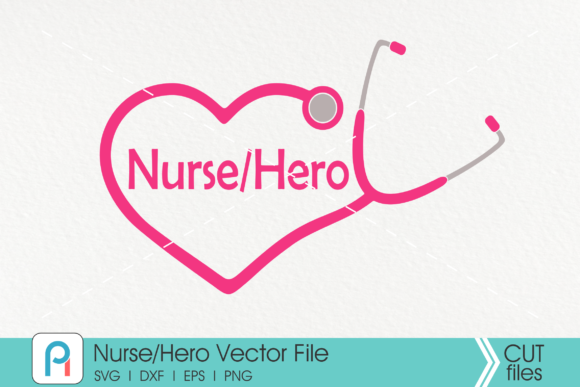 Download Free Nurse Care Stethoscope Graphic By Pinoyartkreatib Creative for Cricut Explore, Silhouette and other cutting machines.