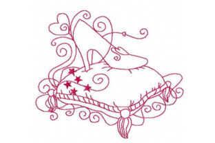 Princess Glass Slipper Clothing Embroidery Design By Sookie Sews