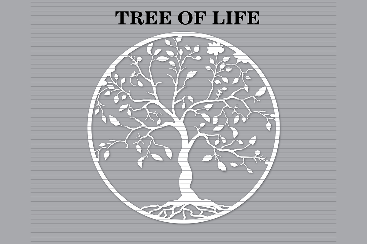 Download Free Tree Of Life Graphic By Meshaarts Creative Fabrica SVG Cut Files