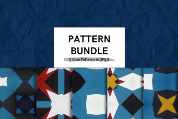Download Free 5 Batik Patterns Bundle Graphic By Thisfishingclub Creative for Cricut Explore, Silhouette and other cutting machines.