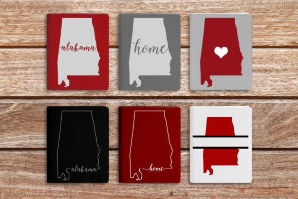 Download Free 50 Us States Grafik Von Designedbygeeks Creative Fabrica for Cricut Explore, Silhouette and other cutting machines.