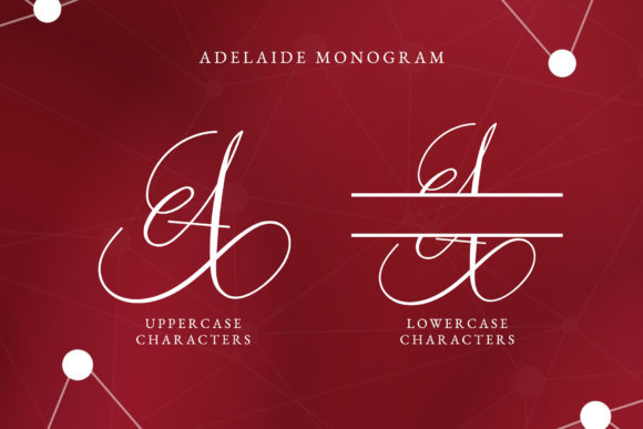 Print on Demand: Adelaide Script & Handwritten Font By airotype - Image 3