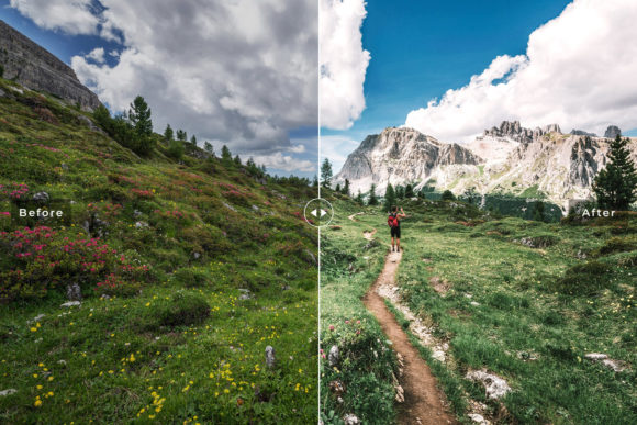 Print on Demand: Alps Lightroom Presets Pack Graphic Actions & Presets By Creative Tacos - Image 4