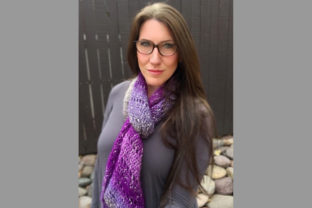 Amethyst Shawl Crochet Pattern Graphic Crochet Patterns By Knit and Crochet Ever After