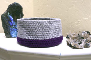 Becoming Basket Crochet Pattern Graphic Crochet Patterns By Knit and Crochet Ever After