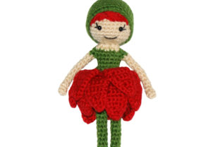 Blossom Pixie Doll Crochet Pattern Graphic Crochet Patterns By Knit and Crochet Ever After
