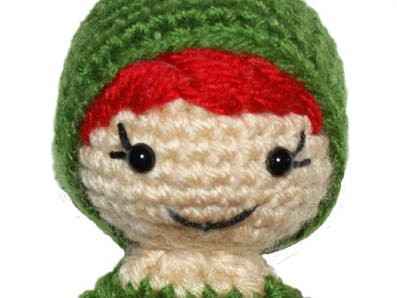 Blossom Pixie Doll Crochet Pattern Graphic Crochet Patterns By Knit and Crochet Ever After - Image 3