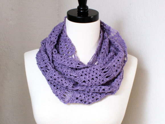 Blossom and Broomsticks Infinity Scarf Graphic Item