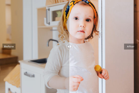Print on Demand: Children Lightroom Presets Pack Graphic Actions & Presets By Creative Tacos - Image 2