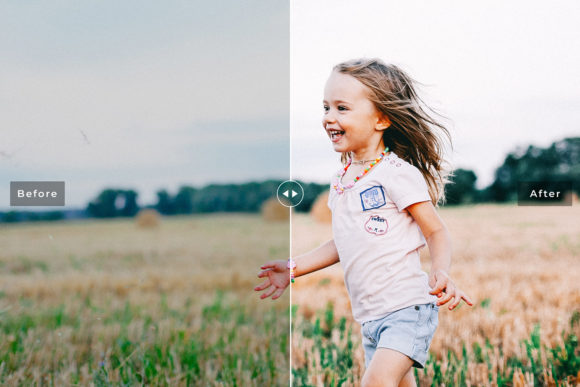 Print on Demand: Children Lightroom Presets Pack Graphic Actions & Presets By Creative Tacos - Image 4