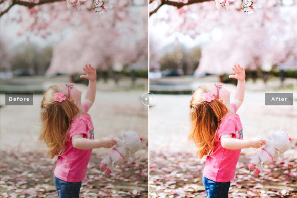 Print on Demand: Children Lightroom Presets Pack Graphic Actions & Presets By Creative Tacos - Image 6