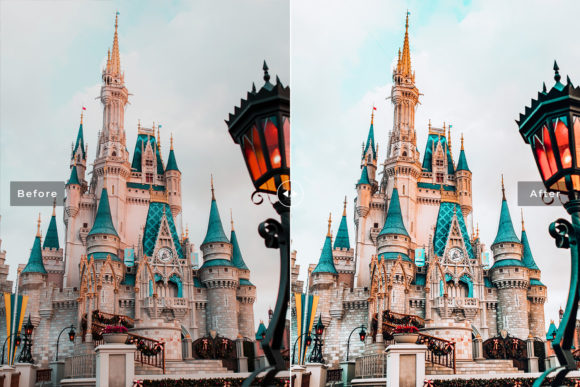 Download Free Fantasyland Lightroom Presets Pack Graphic By Creative Tacos for Cricut Explore, Silhouette and other cutting machines.