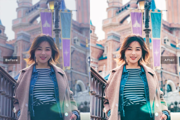 Print on Demand: Fantasyland Lightroom Presets Pack Graphic Actions & Presets By Creative Tacos - Image 3