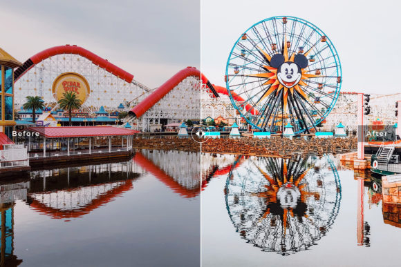 Print on Demand: Fantasyland Lightroom Presets Pack Graphic Actions & Presets By Creative Tacos - Image 6
