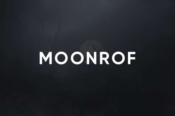 Print on Demand: Moonrof Sans Serif Font By shininglabs