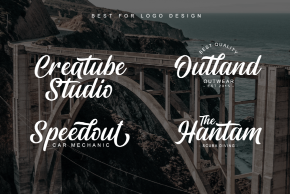 Rightland Font Preview