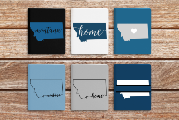 Download Free State Of Montana Graphic By Designedbygeeks Creative Fabrica SVG Cut Files