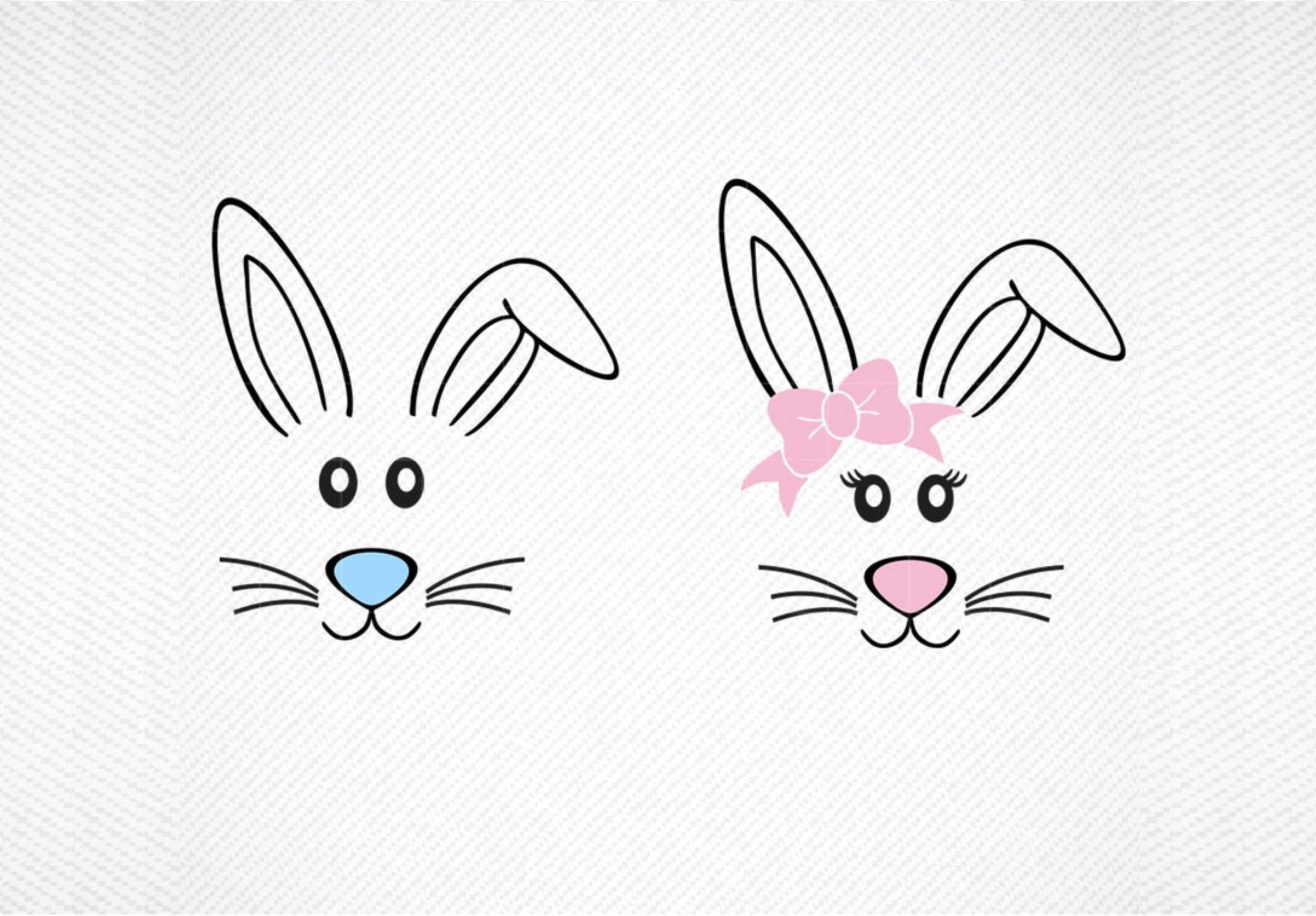 Download Free Bunny Easter Grafico Por Svg Den Creative Fabrica for Cricut Explore, Silhouette and other cutting machines.