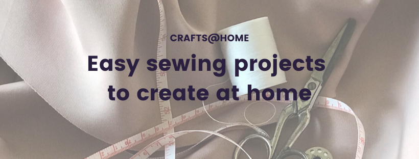 Easy sewing projects at home