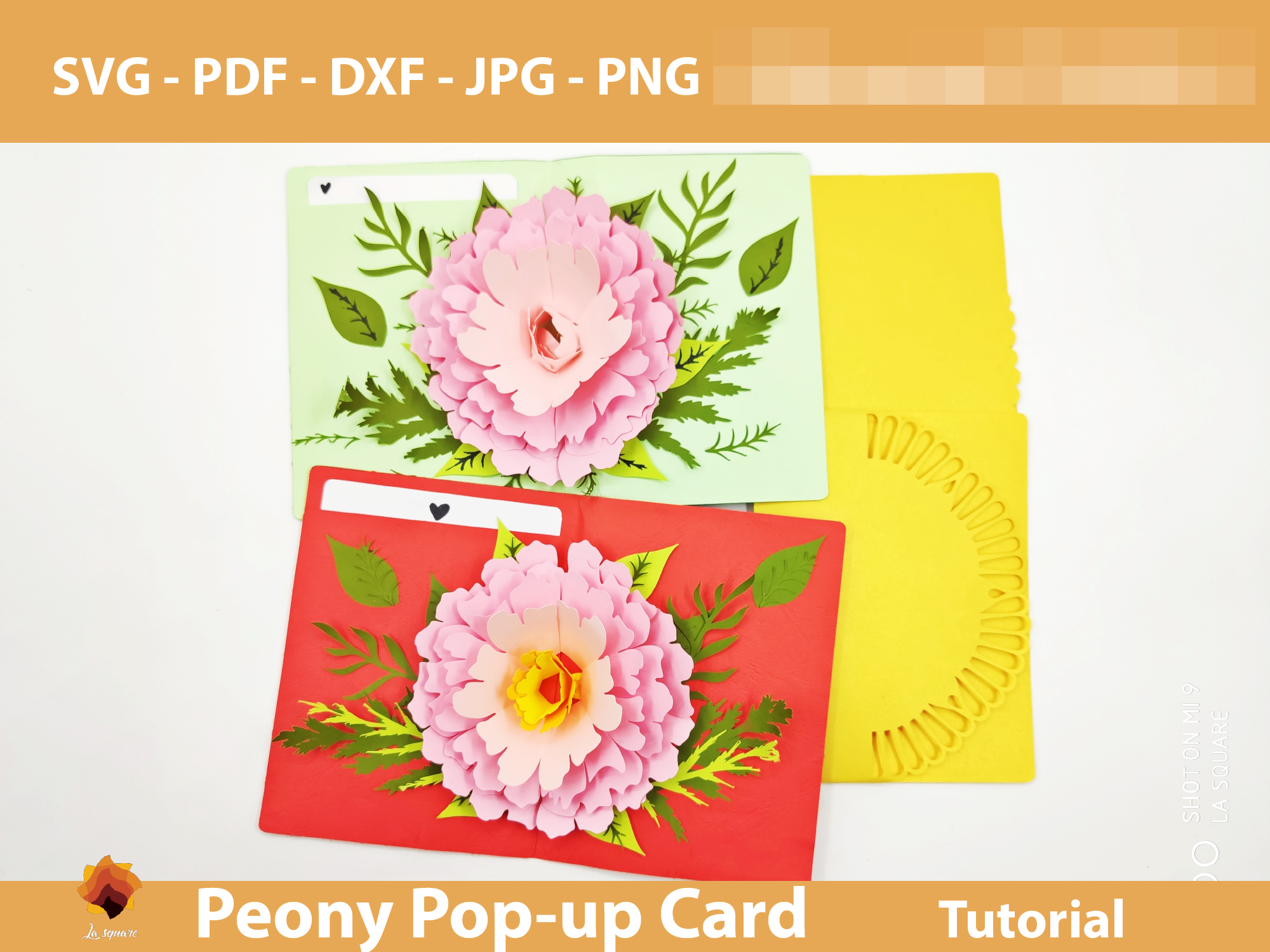 Download Free Diy 3d Pop Up Greeting Card Grafico Por Lasquare Info Creative for Cricut Explore, Silhouette and other cutting machines.