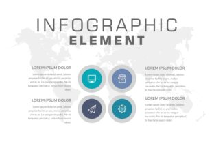 Creative Infographic Element Vector File Graphic Infographics By lutfyhasan