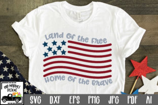 Print on Demand: Land of the Free Graphic Crafts By oldmarketdesigns