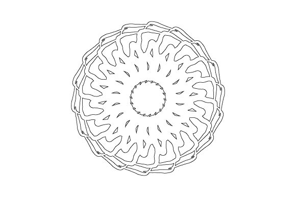 Download Free Mandala Coloring Template Bundle Graphic By Masyafi Creative for Cricut Explore, Silhouette and other cutting machines.
