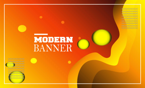 Download Free Modern Abstract Background Graphic By Mahesa Design Creative for Cricut Explore, Silhouette and other cutting machines.