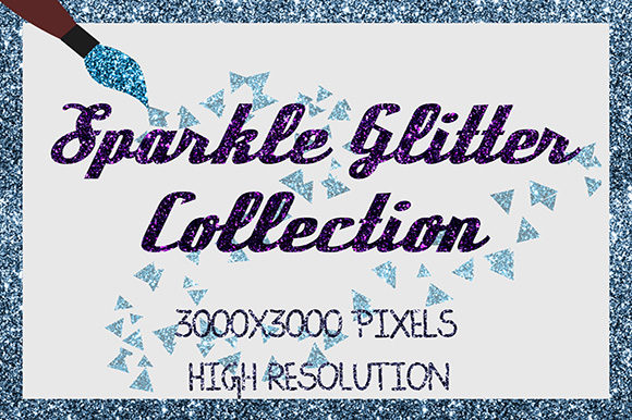 Sparkle Glitter Collection Graphic Textures By Subi Designs