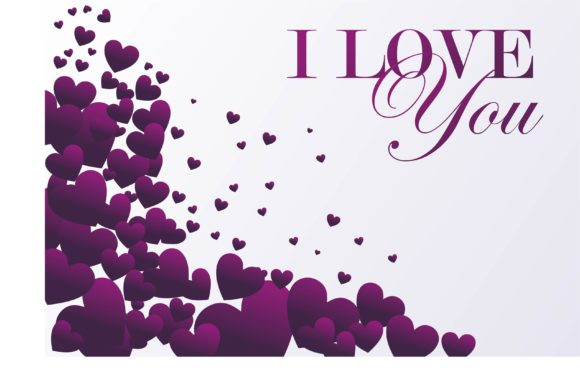 Download Free Valentine Background Graphic By Edywiyonopp Creative Fabrica for Cricut Explore, Silhouette and other cutting machines.