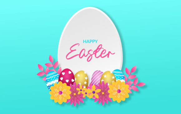 Download Free Happy Easter Design Graphic By Ngabeivector Creative Fabrica SVG Cut Files